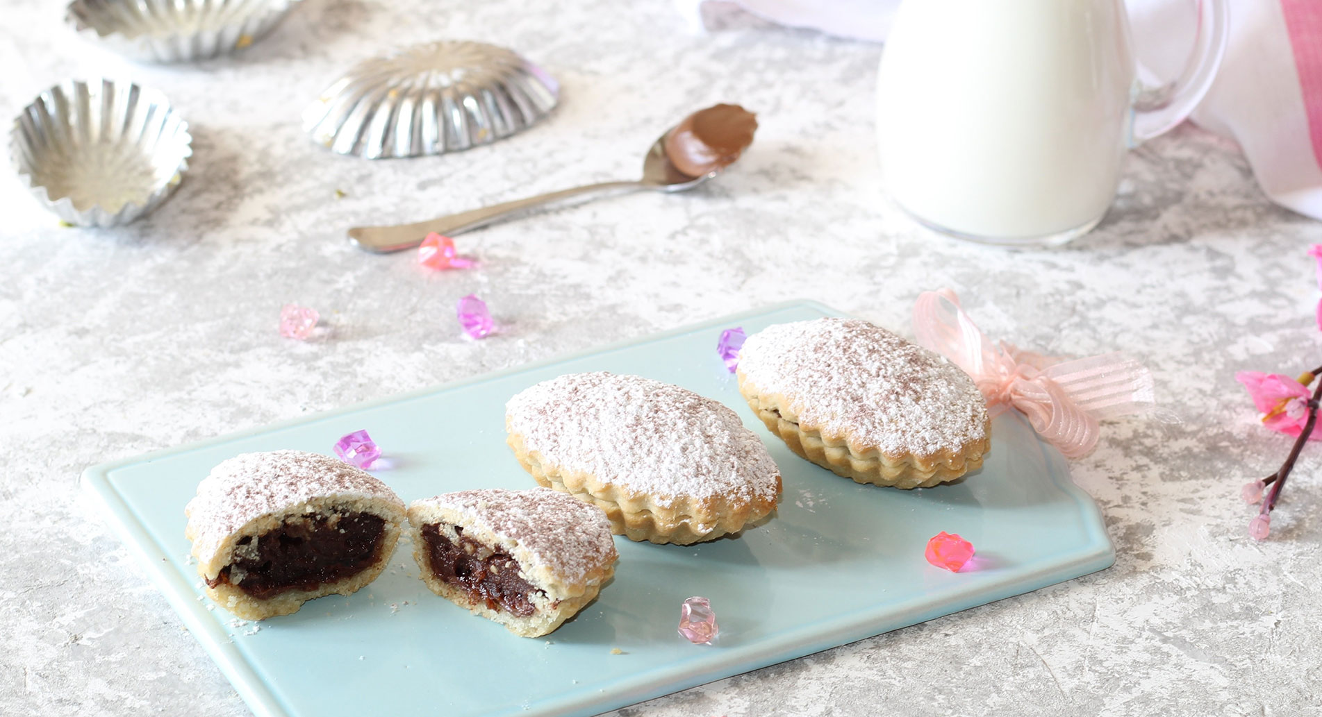 Desserts | Refined Desserts | BioPâtes Nonna Lina